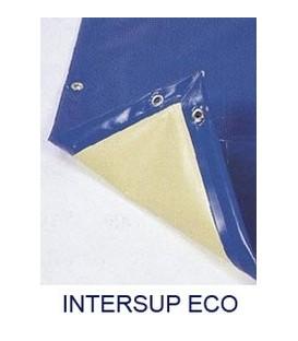 Modello Opaco Intersup azzurro/avorio PVC